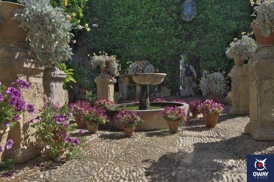 el patio de las rejas