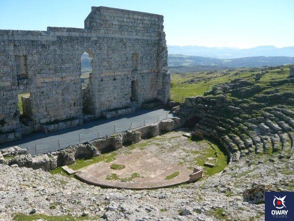 el teatro de acinipo