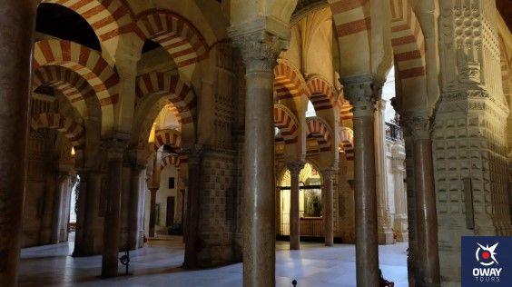 Historia de la Mezquita de Cordoba