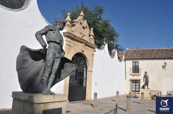 historia de la plaza de toros de ronda