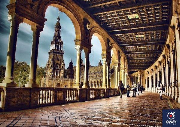 historia de la plaza españa