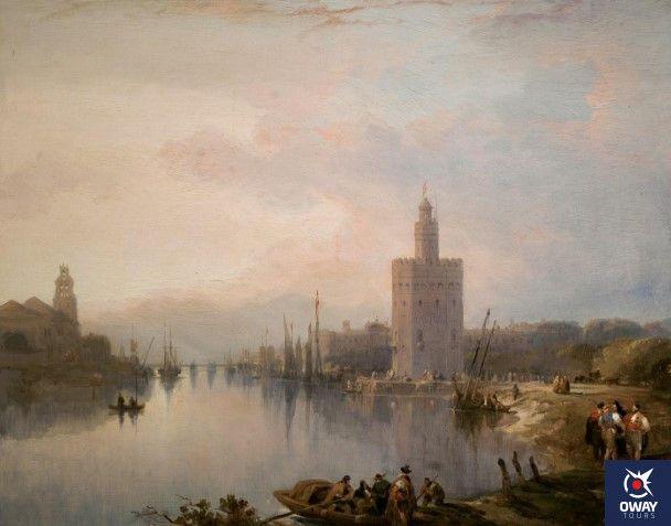 historia de la torre del oro