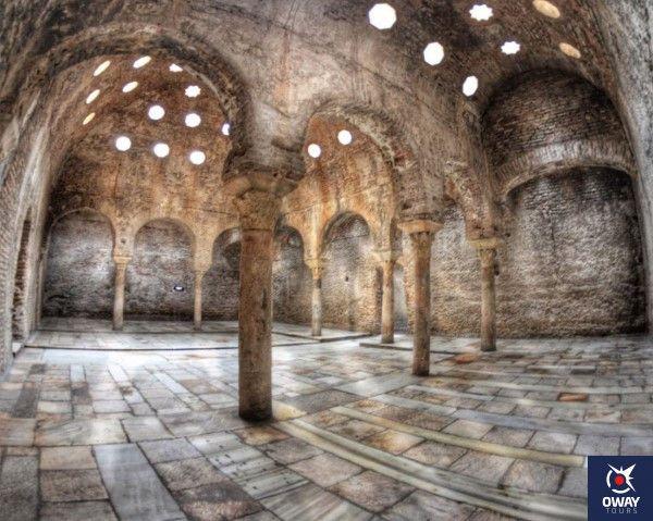 historia de los baños arabes del bañuelo