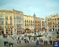 plaza de malaga historia