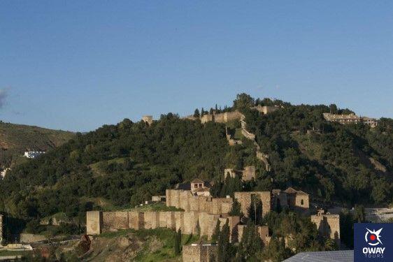 historia del castillo de gibralfaro
