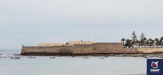 historia del castillo de santa catalina