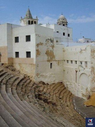 historia del teatro romano de cadiz