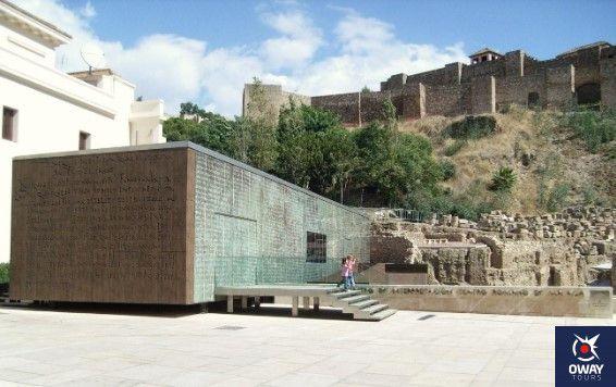 horarios de visita del teatro romano de malaga