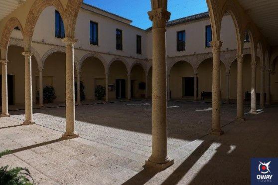 horarios para visitar el convento de santo domingo