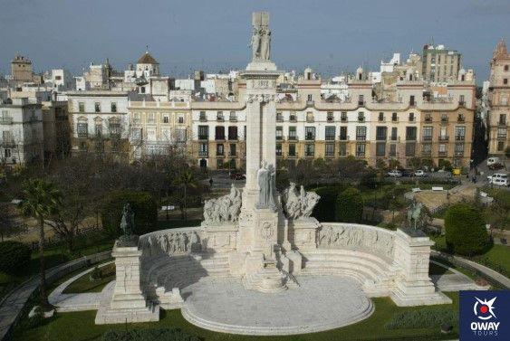 horarios para visitar el monumento a las cortes de cadiz