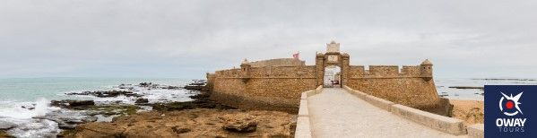 informacion sobre el castillo de san sebastian