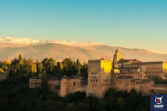 informacion sobre la Alhambra