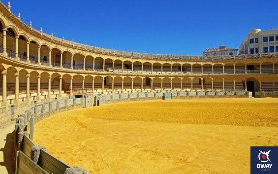 informacion sobre la plaza de toros de ronda
