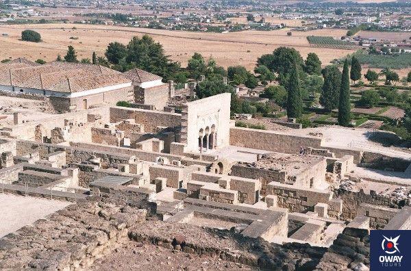 la terraza de medina azahara