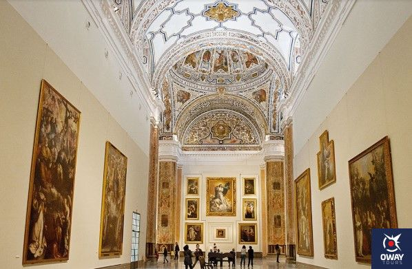 museo de las bellas artes de sevilla