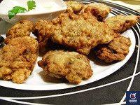 plato de ortiguillas fritas