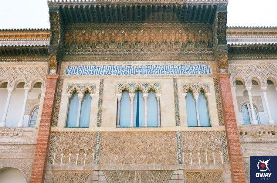 palacio de pedro real alcazar sevilla
