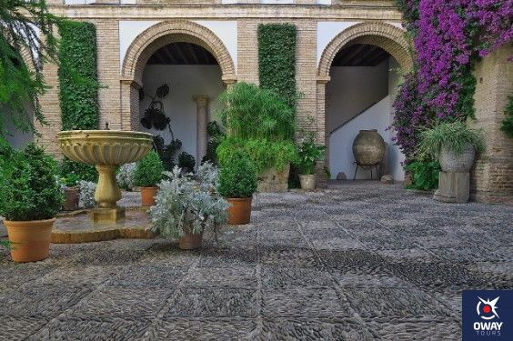 patio de la cancela