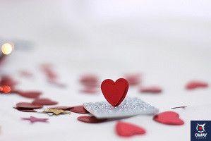imagen de portada con corazon