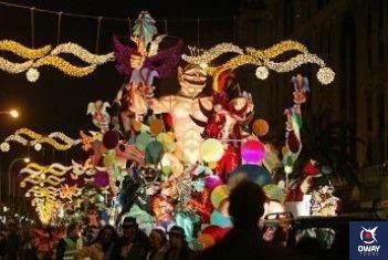 programacion del carnaval de cadiz