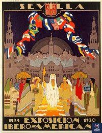 cartel exposicion iberoamericana