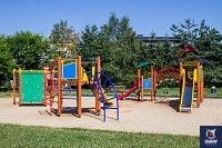 parque infantil para niños