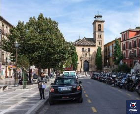 Aparcar gratis en Granada