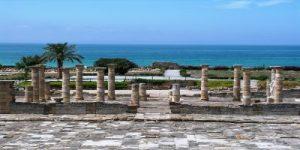 Ruinas de Claudio Baelo en Cádiz