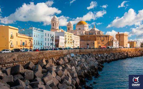 Cádiz in autumn