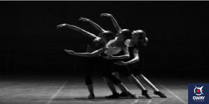 Danza en un teatro Cádiz
