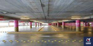 Roofed parking Seville