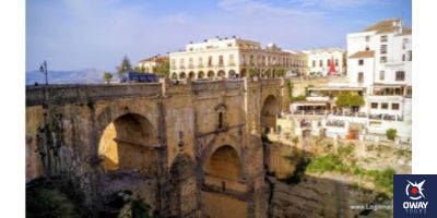 Old Bridge of Ronda