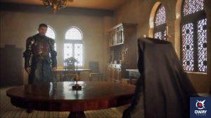 El salón de Olenna Tyrell