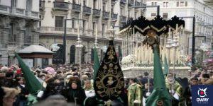 Procession in Granada