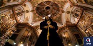 Christ under the dome in Granada