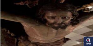 Mirada de Cristo en Granada