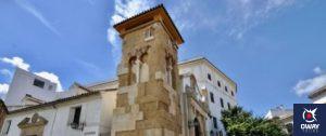 Fachada del Alminar