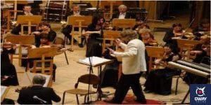 Orquesta musical de Sevilla