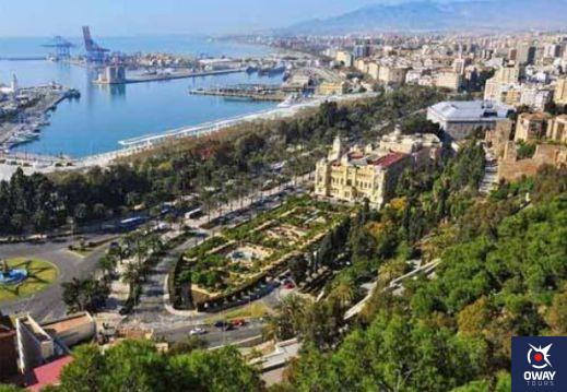 Las Calles Más Famosas de Málaga