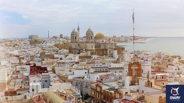Les rues les plus célèbres de Cadix