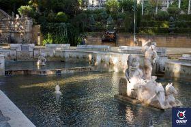Fountain of the King Priego of Córdoba
