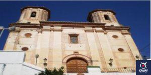 La llamada como Catedral de la Serranía en Alpandeire Málaga