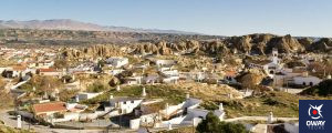 Barrio de las Cuevas_Guadix