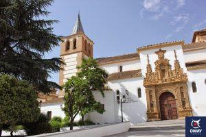 Iglesia de Santiago_guadix