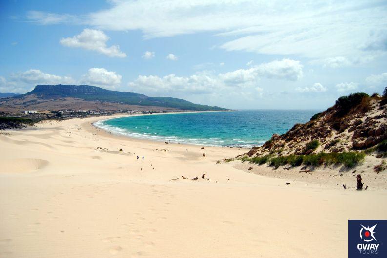 La Playa de Bolonia en Cádiz