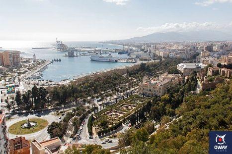 Los Mejores Miradores y Vistas de Málaga