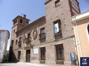 Fachada del Palacio de Villalegre_Guadix