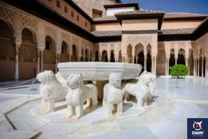 Court of the Lions, Alhambra