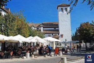 Plaza San Miguel Bajo