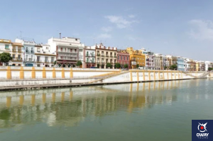 Triana riverside